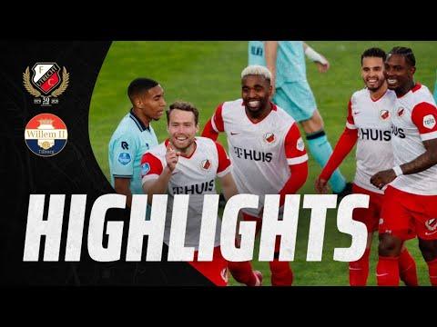 HIGHLIGHTS | FC Utrecht knokt zich langs Willem II