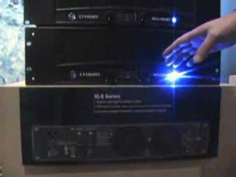 Crown Power Amplifier Vs 5000 : namm 2008 crown xls 5000 power amplifier youtube ~ Hamham.info Haus und Dekorationen
