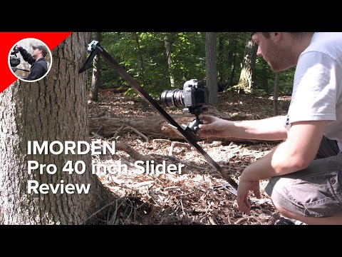 IMORDEN Pro 40 inch Slider Review