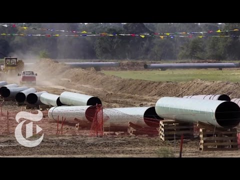 How the Keystone XL Pipeline Got (So) Political | The New York Times