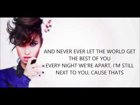 Baixar MADE IN THE USA - DEMI LOVATO (LYRICS)