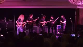 All Star Jam at John Petrucci's Guitar Universe 2.0