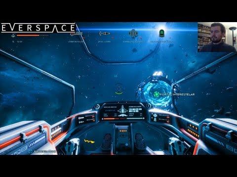 EVERSPACE (PC) - Combates en el espacio exterior || Gameplay en Español