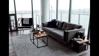 APARTMENT TOUR | AFFORDABLE, MINIMAL AND MODERN