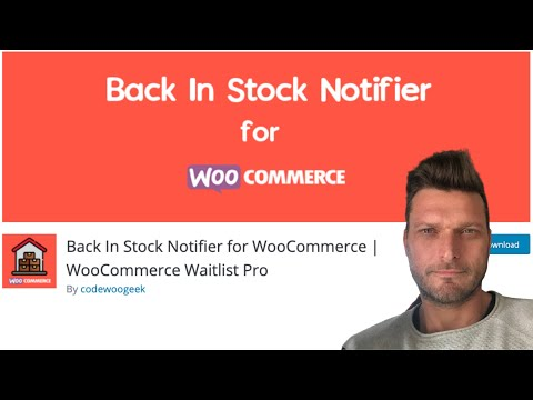 ✅ EMAIL AUTOMÁTICO PRODUCTO EN STOCK | WOOCOMMERCE