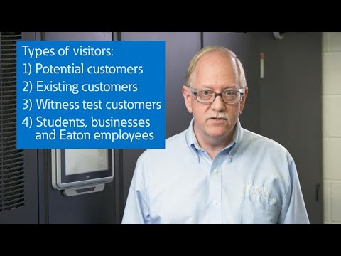 Eaton Power Quality Experience Center - Raleigh overview