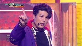 뮤직뱅크 Music Bank - Lo Siento - 슈퍼주니어(Feat. KARD) (Lo Siento - SUPER JUNIOR(Feat. KARD)).20180413