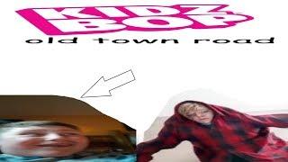 kidz bop old town road ft. jesus cracket