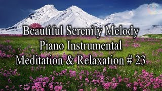 One Hour of Beautiful Serenity Melody Piano Instrumental Music # 23