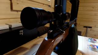 PR900w PCP Air Rifle Review Part 2  With My Mate Tyler  - mr