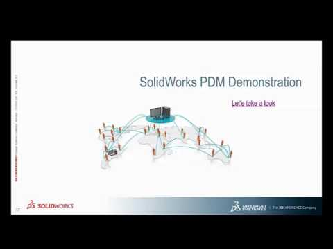 SOLIDWORKS Webinar: BIG Benefits from a Simple Data Management Strategy