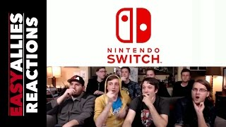 Nintendo Switch 2017 Presentation - Easy Allies Reactions and Analysis