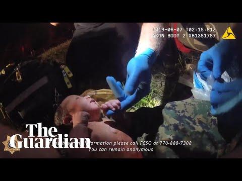 Georgia: newborn baby found alive in plastic bag