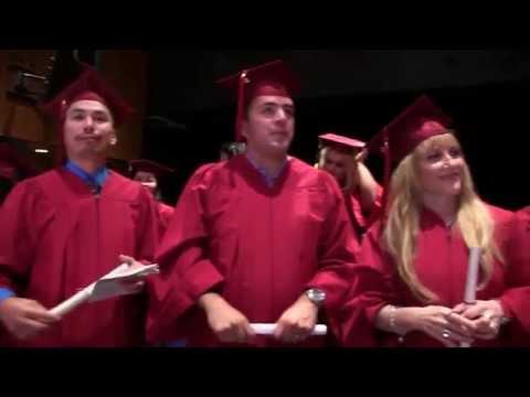 AOLCC 2015 Graduation