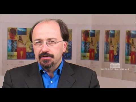 Interview with Bill Emmott - YouTube