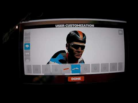 Zwift Quick How-To -  Customizing Your Player