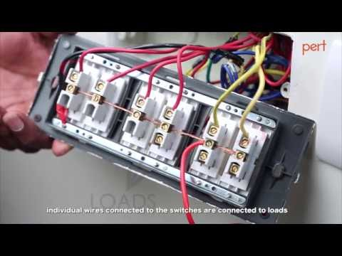 Pert 8 Node Smart Switch Installation Video