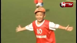Tài năng bóng đá nhí đến từ Thái Bình