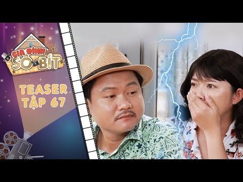 Gia đình sô - bít | Teaser tập 67: Bảo Ân dành toàn thời gian cho người tình khiến bà Bông tức giận