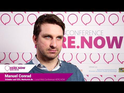 Interview: Manuel Conrad zur Zukunft des Lokaljournalismus