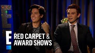 """Riverdale"" Cast Picks High School Superlatives | E! Red Carpet & Live Events"