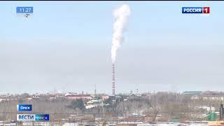 В Омске снят режим неблагоприятных метеоусловий первой степени опасности