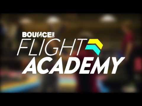 Flight Academy - Trampolinkurser | BOUNCE Sweden