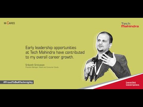 Proud to be a Techmighty - Srikanth Srinivasan