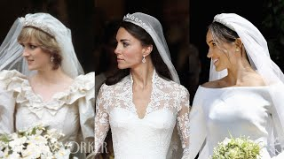 Royal Weddings, Then and Now: Princess Diana, Kate Middleton, and Meghan Markle   The New Yorker