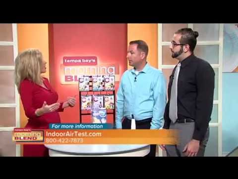 Building Health Check on WFTS Morning Blend