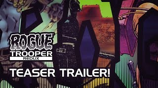 Rogue Trooper Redux - Teaser Trailer