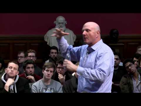 Facebook and Whatsapp | Steve Ballmer - OxfordUnion  - pKqUnL62TOE -