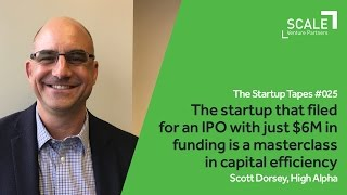 The Startup that filed for an IPO with just $6M in Funding — The Startup Tapes #025