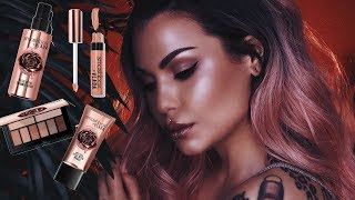 VLADA + SMASHBOX COLLECTION - SWATCH AND TUTORIAL - YAY OR NAY? | Bailey Sarian