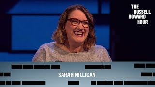 Sarah Millican on combating loneliness at Christmas