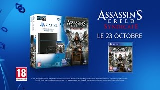 Assassins creed syndicate disponible sur ps4 :  bande-annonce