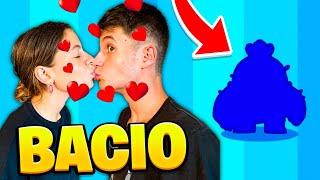 1 NUOVO BRAWLER = 1 BACIO CON LA MIA RAGAZZA!!😘 BRAWL STARS CHALLENGE