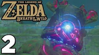 Guardians   The Legend of Zelda: Breath of the Wild #2
