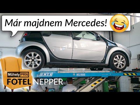 Fotelnepper: A Mercinek csőd volt, és neked?
