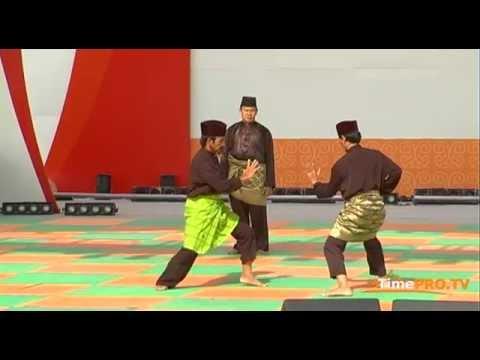 Silat from Malaysia. Chungju World Martial Arts Festival / Пенчак Силат. Малайзия.