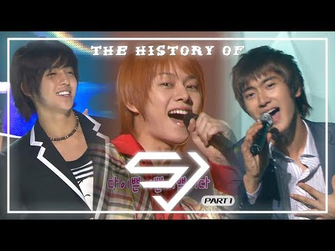 SUPER JUNIOR SPECIAL★Since DEBUT to NOW_PART 1★(1h 8mins Stage Compilation)