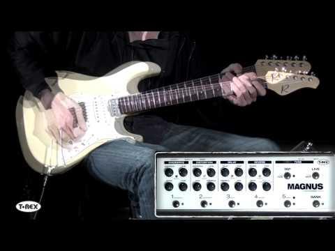 T-Rex MAGNUS demo by Kristian