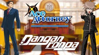 Playing Detective: Comparing Ace Attorney and Danganronpa