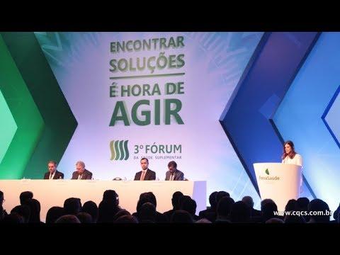 Imagem post: 3º Fórum da Saúde Suplementar | Segundo Dia
