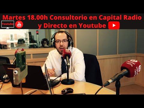 📺 Directo Consultorio de bolsa Capital Radio📻 martes 13 de abril David Galán