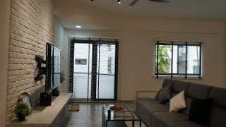 Interior Design Singapore   Minimalistic Scandinavian Home (Design Maker)