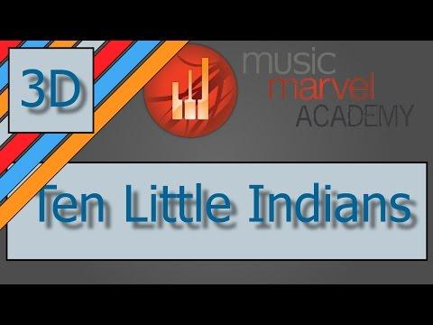 Method 3D Ten Little Indians