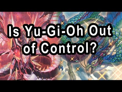 Is Yu-Gi-Oh Getting Out of Control? (Power Creep)