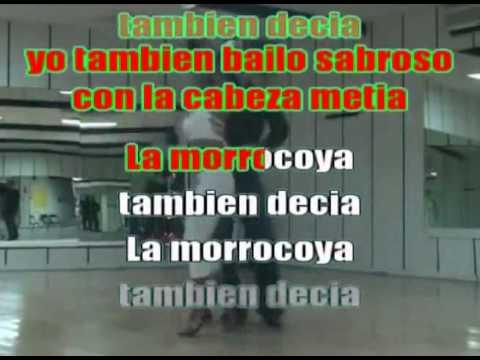 La Morrocoya Los Positivos Del Sur Karaoke1