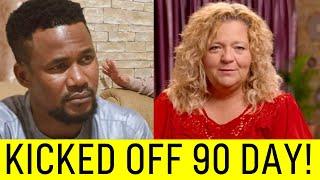 Lisa & Usman Kicked Off 90 Day Fiance.